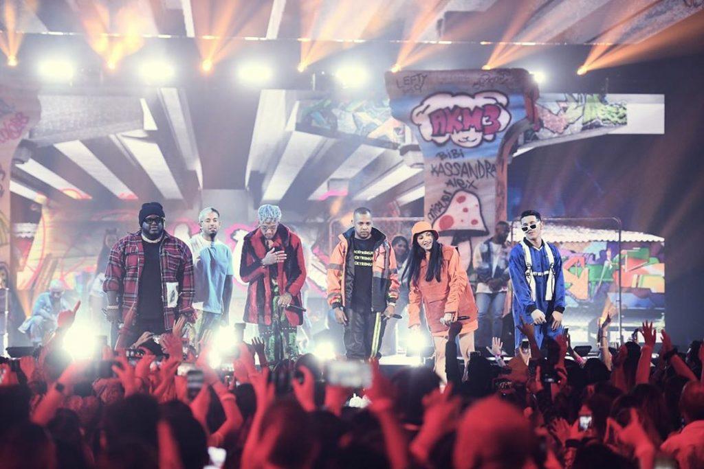 Sech no ganó, pero se lució en Premios Juventud 2019
