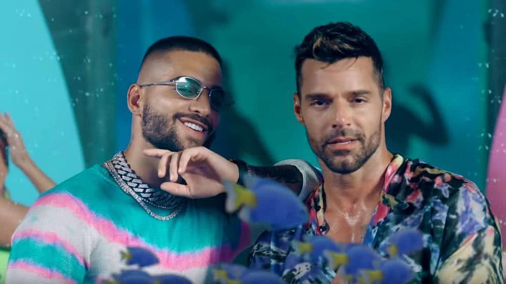 #AlertaDeEstreno ¡Revisa el nuevo videoclip de Maluma & Ricky Martin!